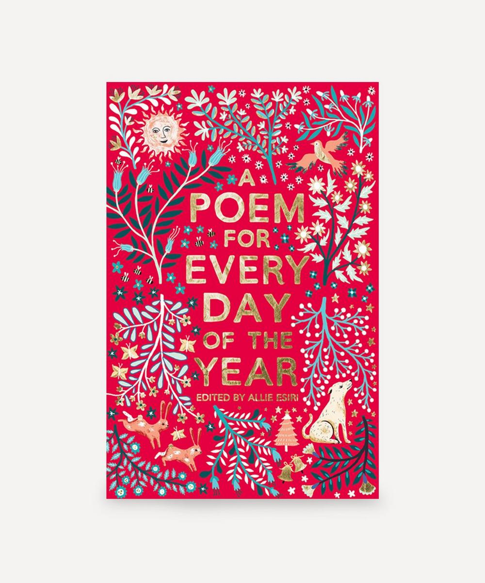 Bookspeed - A Poem for Every Day of the Year