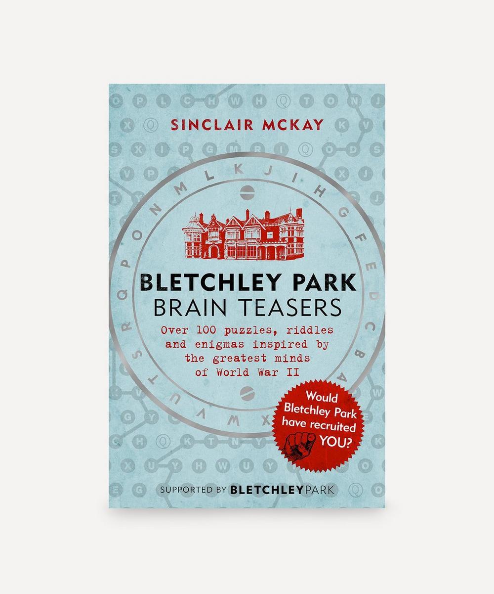 Bookspeed - Bletchley Park Brainteasers