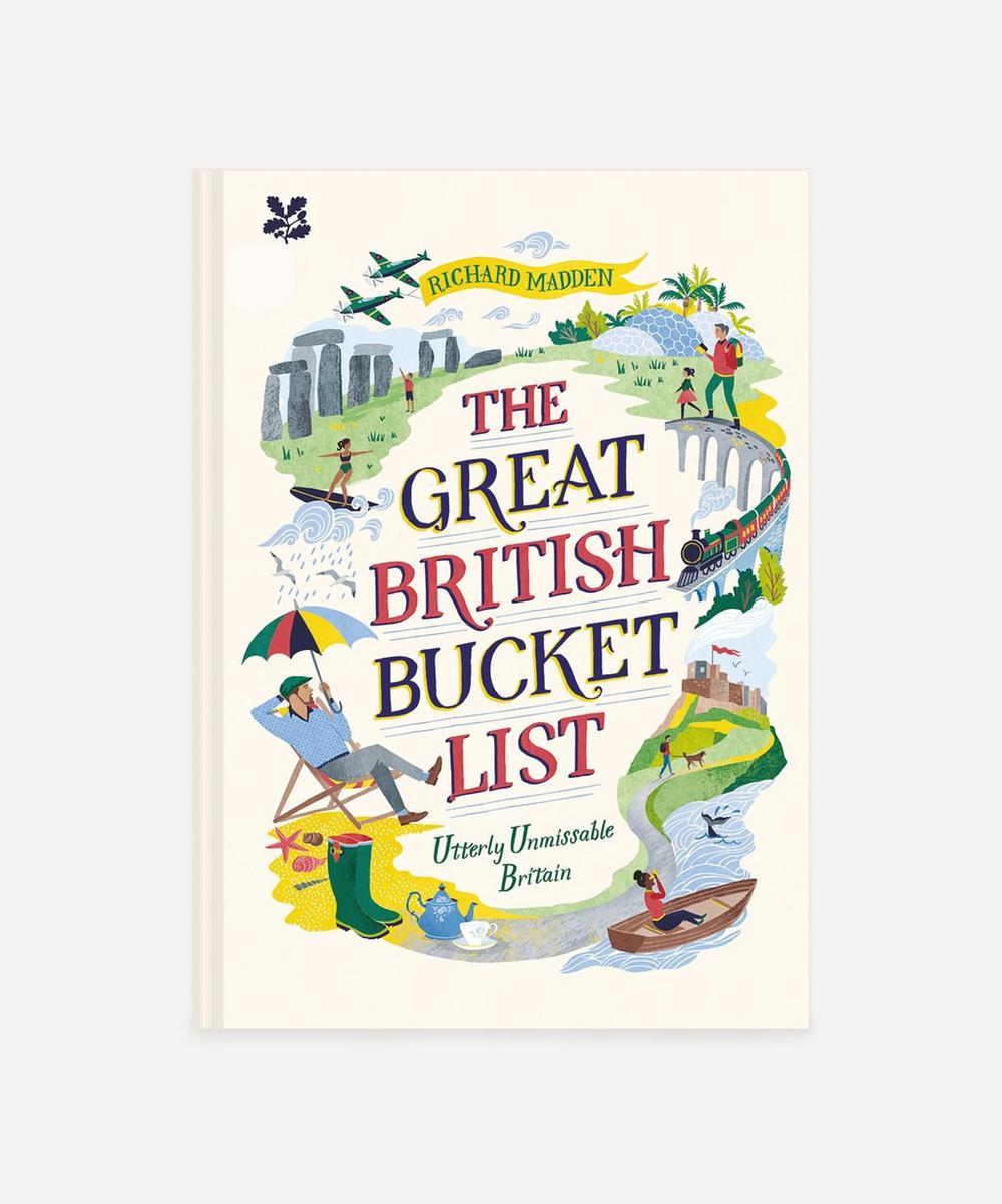 Bookspeed - The Great British Bucket List