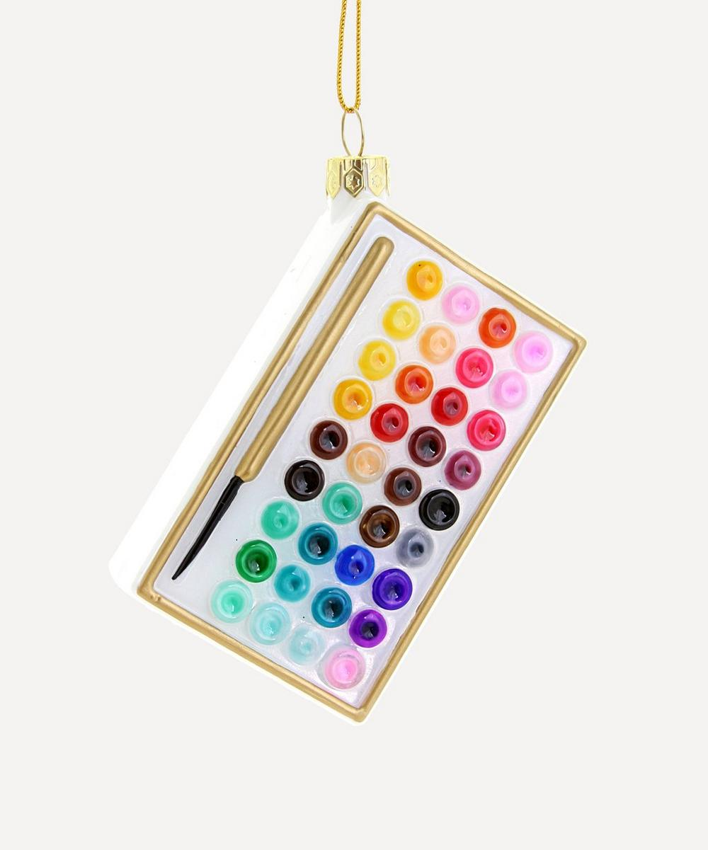 Unspecified - Watercolour Set Hanging Decoration