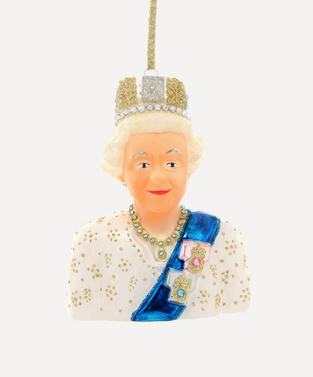 Unspecified - Queen Elizabeth II Hanging Decoration