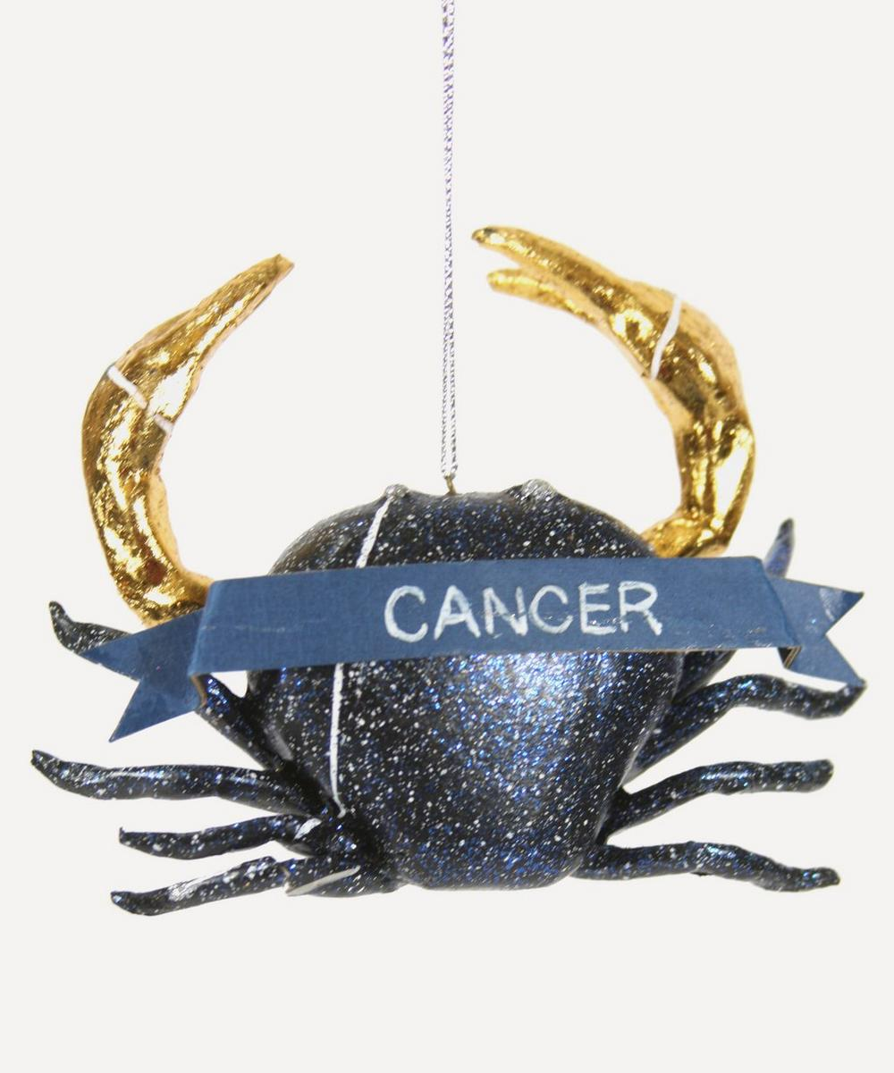 Unspecified - Cancer Ornament