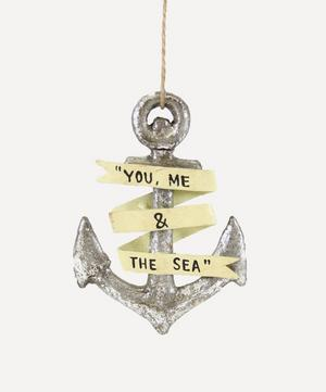 Anchor Hanging Decoration
