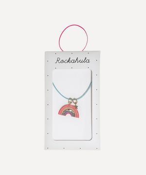 Sherbert Dip Rainbow Necklace