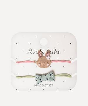 Rosie Rabbit Bracelet Set