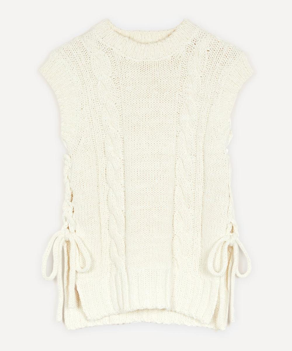 Chloé - Sleeveless Chunky Knitted Top