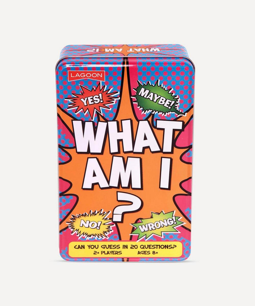 Unspecified - What Am I? Game Tin
