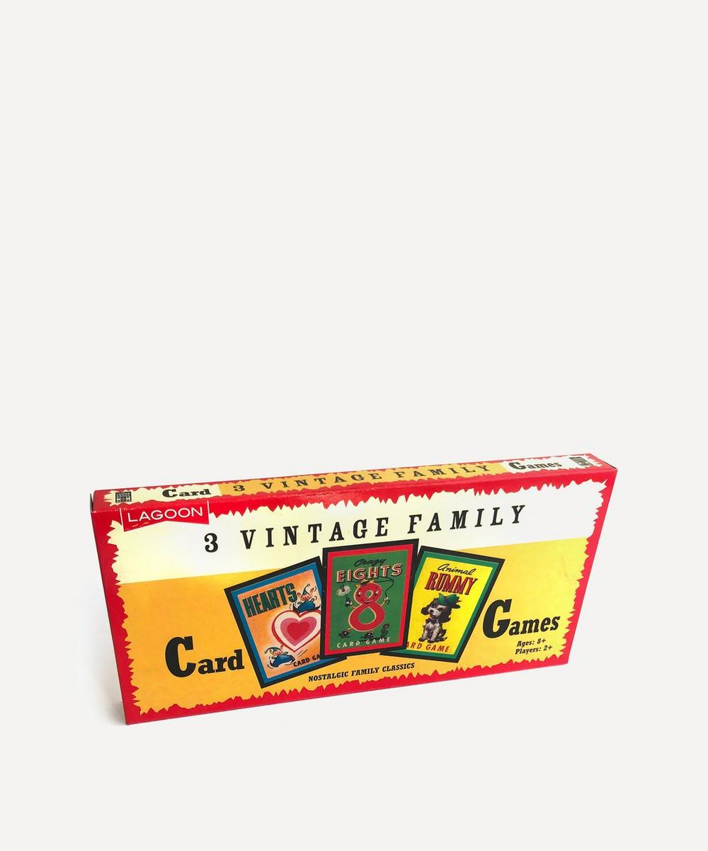 Unspecified - Vintage Family Games Pack