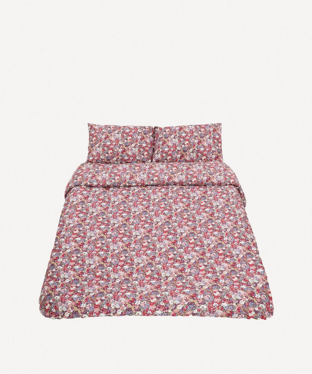 Liberty - Thorpe Cotton Sateen Super King Duvet Cover Set