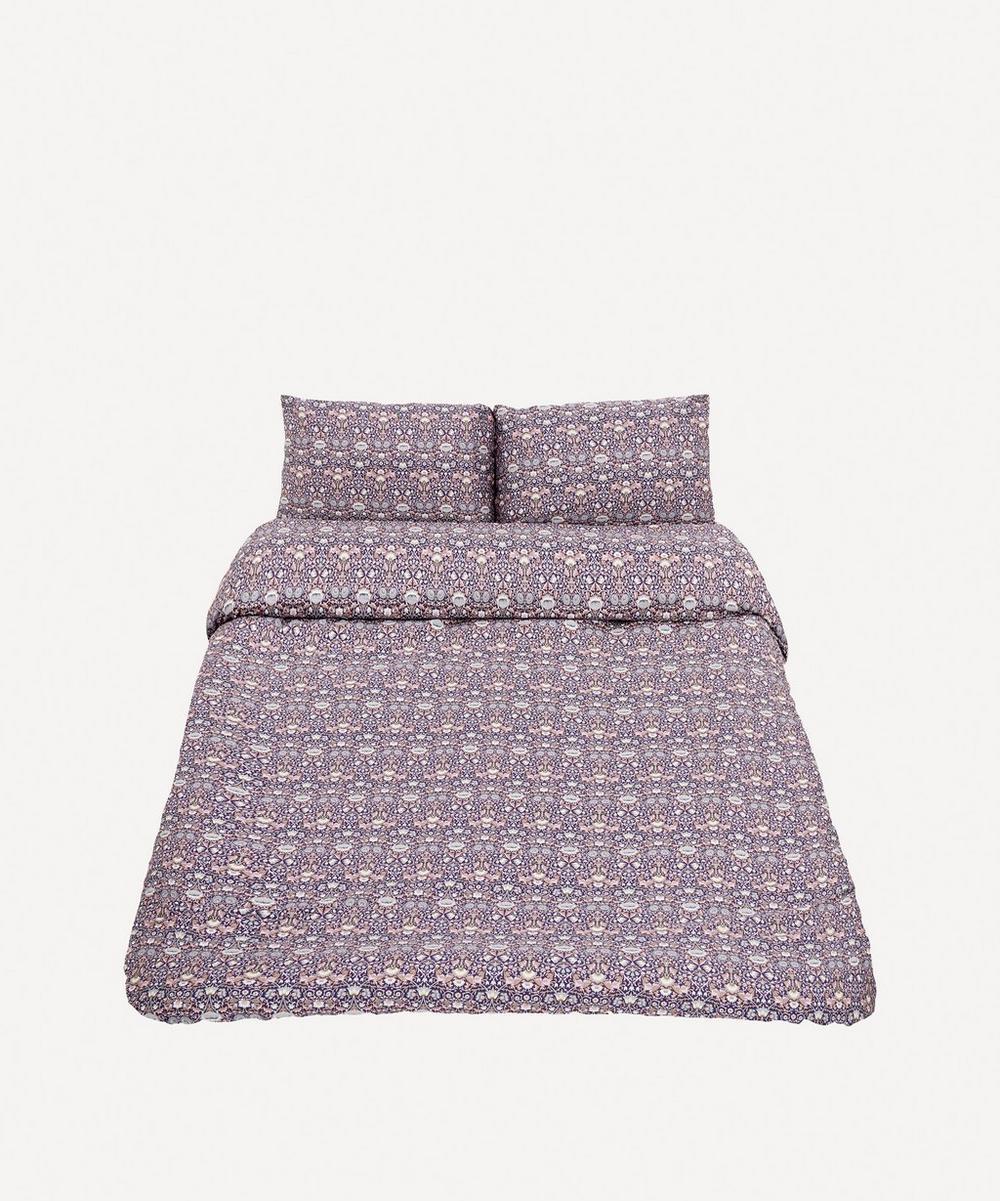 Liberty - Lodden Cotton Sateen Double Duvet Cover Set