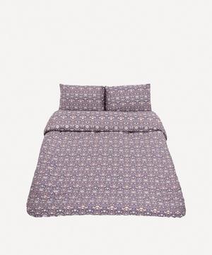 Lodden Cotton Sateen Double Duvet Cover Set