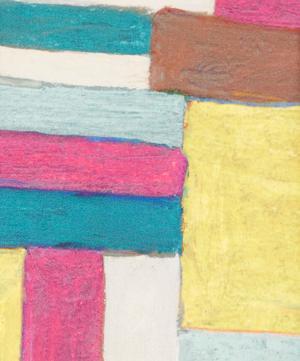 Patchwork Silk Satin