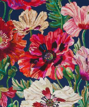 Poppy Silk Satin