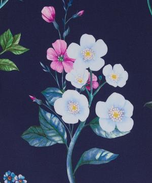 Floral Academy Silk Satin