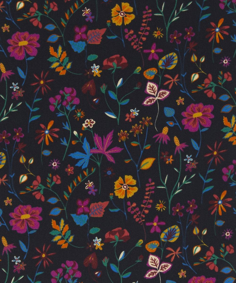Liberty Fabrics - Botanist's Diary Silk Satin