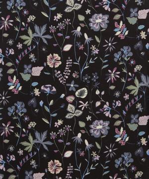 Botanist's Diary Silk Satin