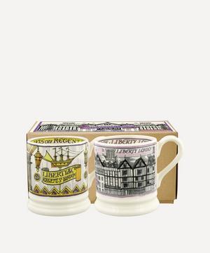 Liberty Half-Pint Mugs Set of Two