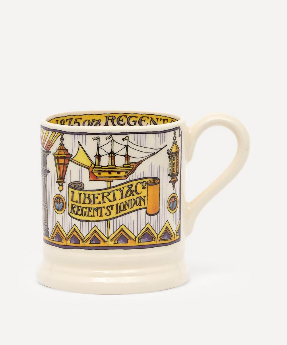 Emma Bridgewater - Liberty on Regent Street Half-Pint Mug