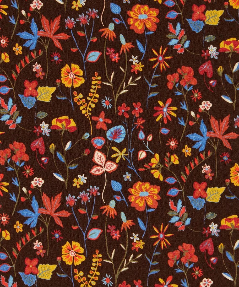 Liberty Fabrics - Botanist's Diary Crepe de Chine