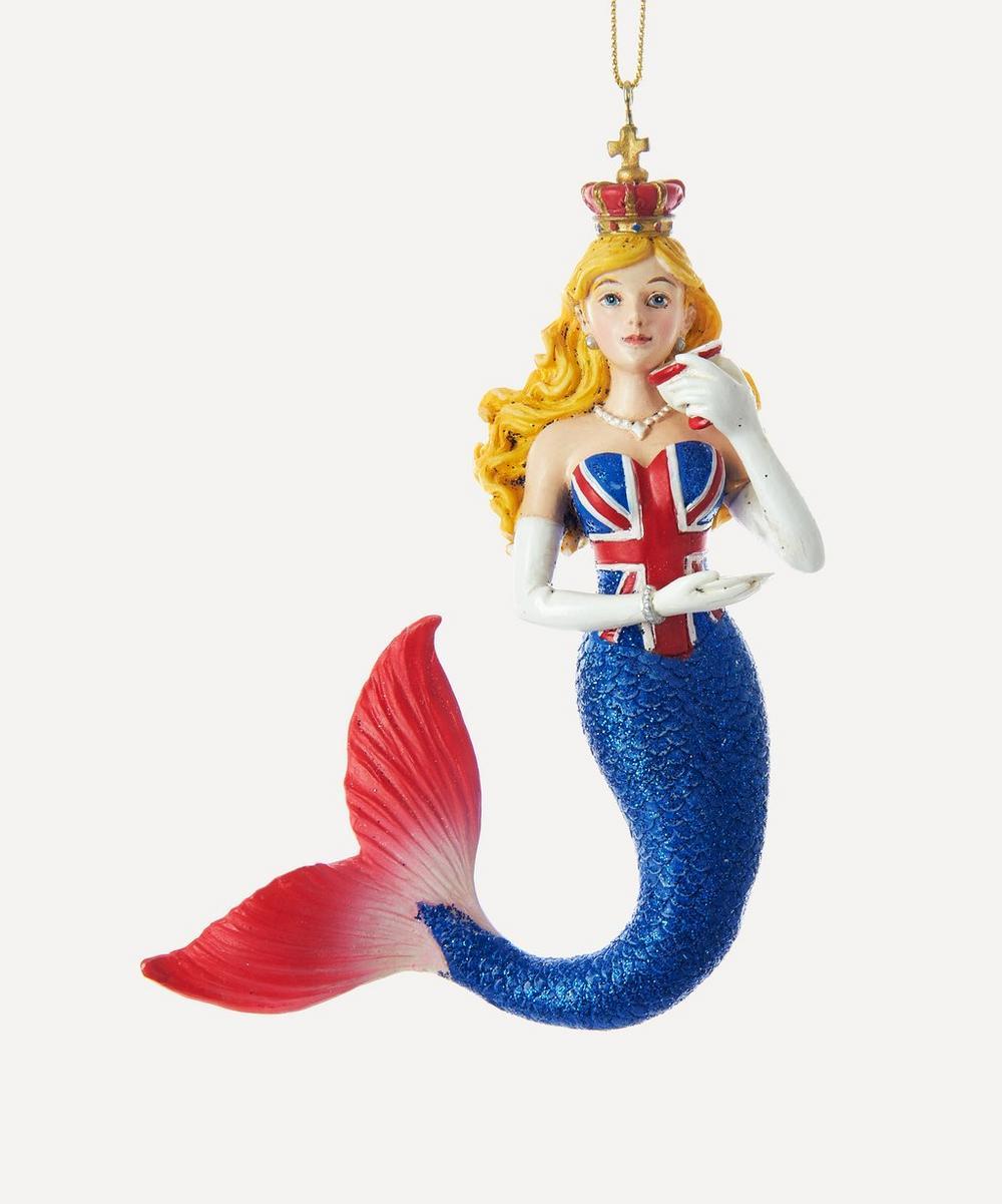 Unspecified - British Mermaid Decoration