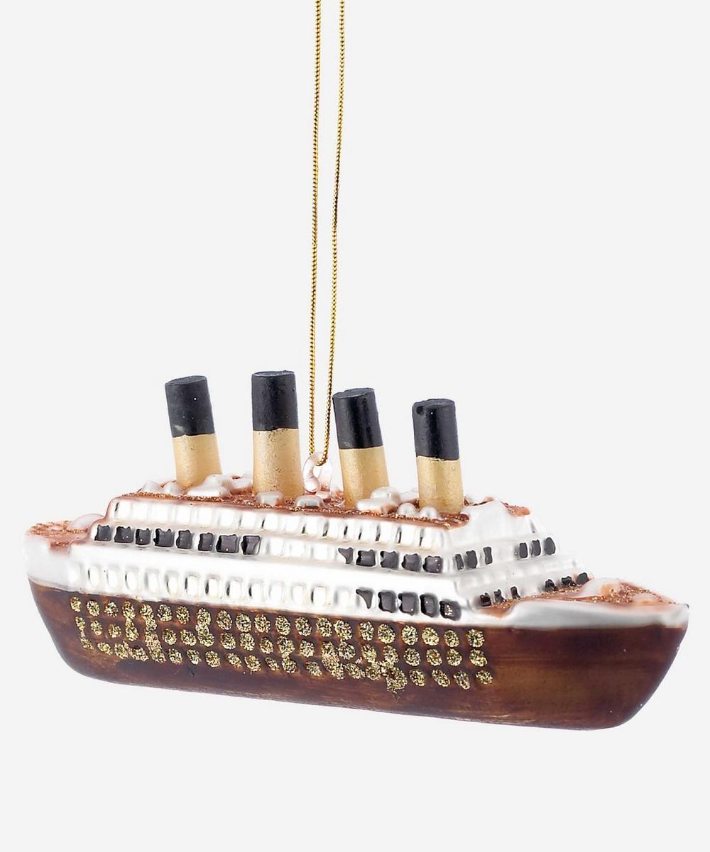 Unspecified - Titanic Decoration
