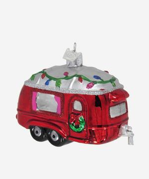 Christmas Caravan Ornament