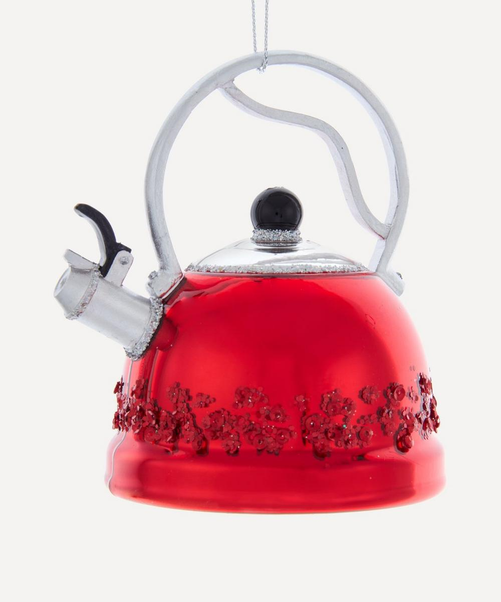 Unspecified - Tea Pot Decoration