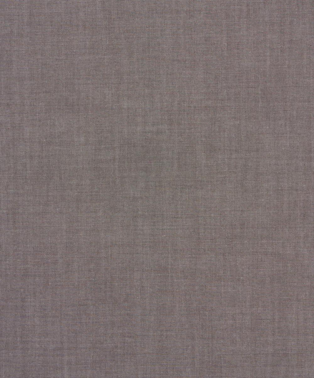 Liberty Fabrics - Brown Plain Chambray