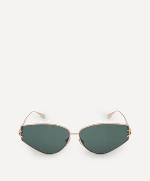 DiorGipsy 2 Metal Sunglasses