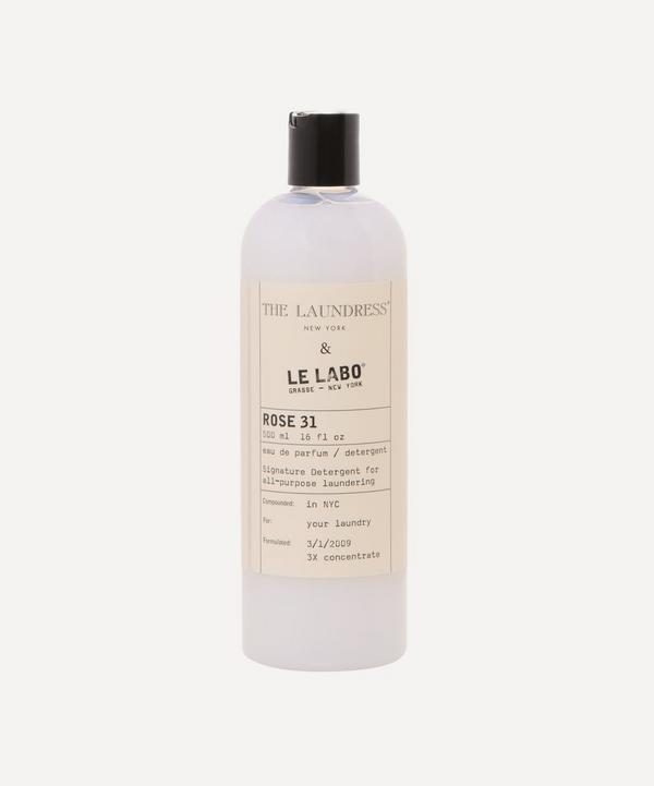 The Laundress - Le Labo Rose 31 Signature Detergent 473ml