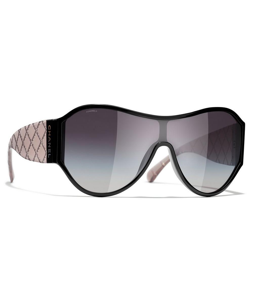 Chanel - Shield Sunglasses