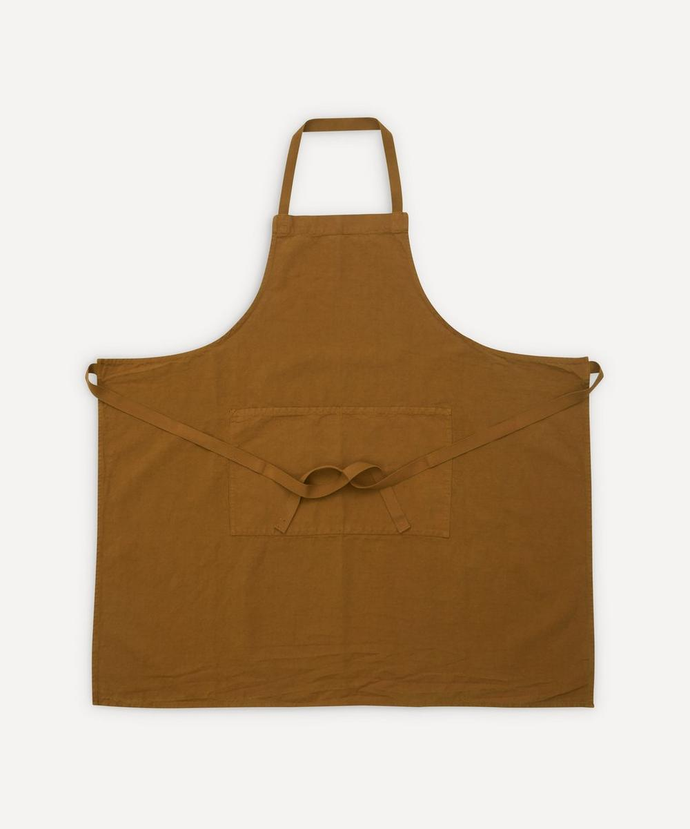 Charvet Editions - Menuisier Bois Cotton-Blend Apron