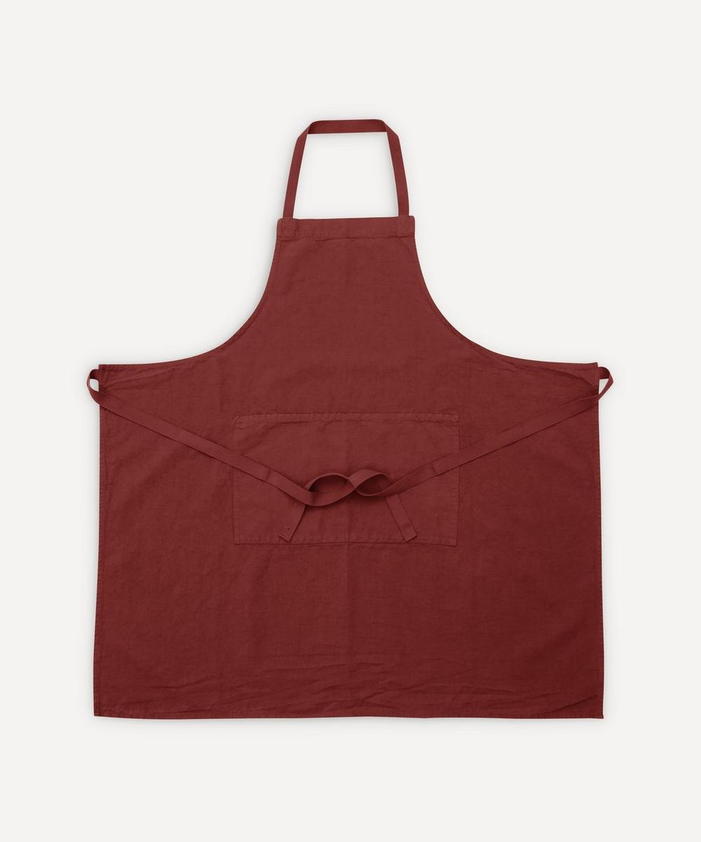 Charvet Editions - Caviste Porto Cotton-Blend Apron