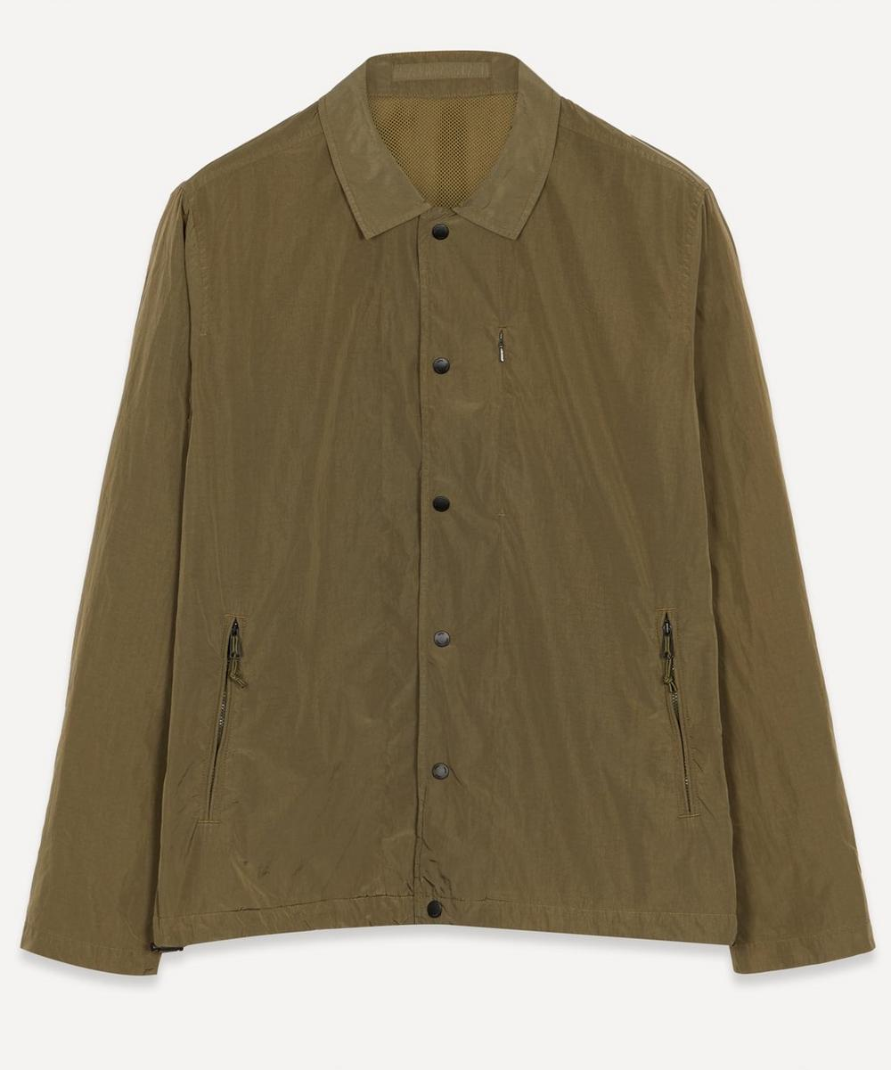 Norse Projects - Svend Snap Button Technical Coach Jacket