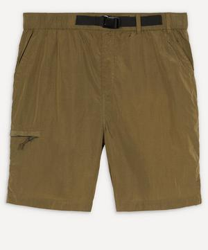 Luther Belted Technical Shorts
