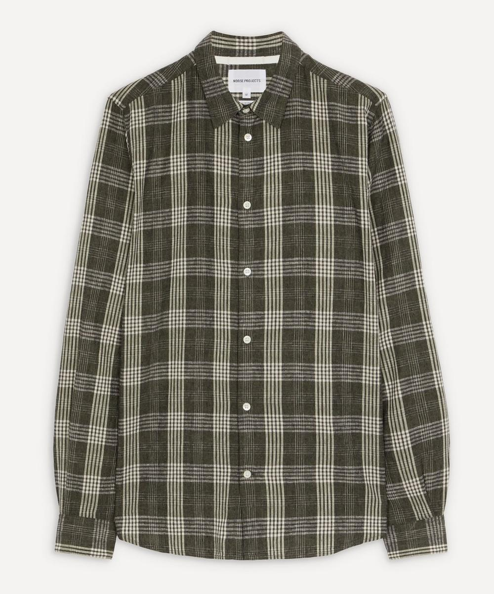 Norse Projects - Hans Small Check Shirt