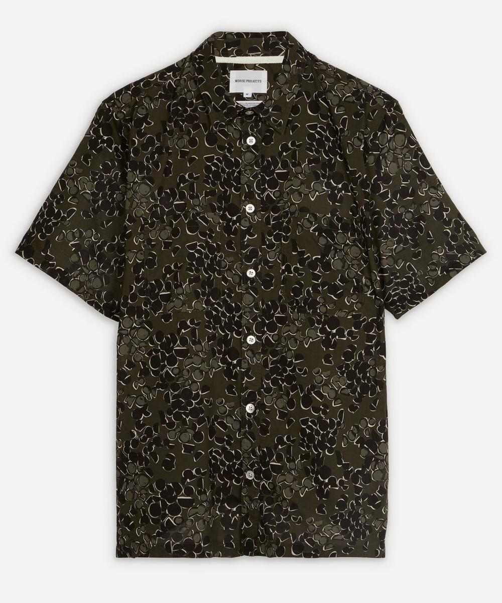Norse Projects - Oscar Printed Shirt