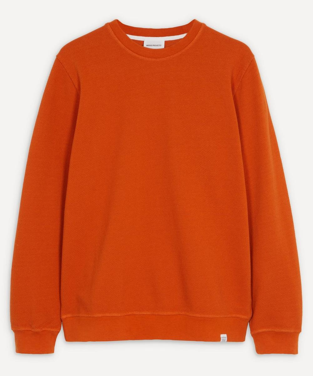 Norse Projects - Vagn Textured Crew-Neck Sweater