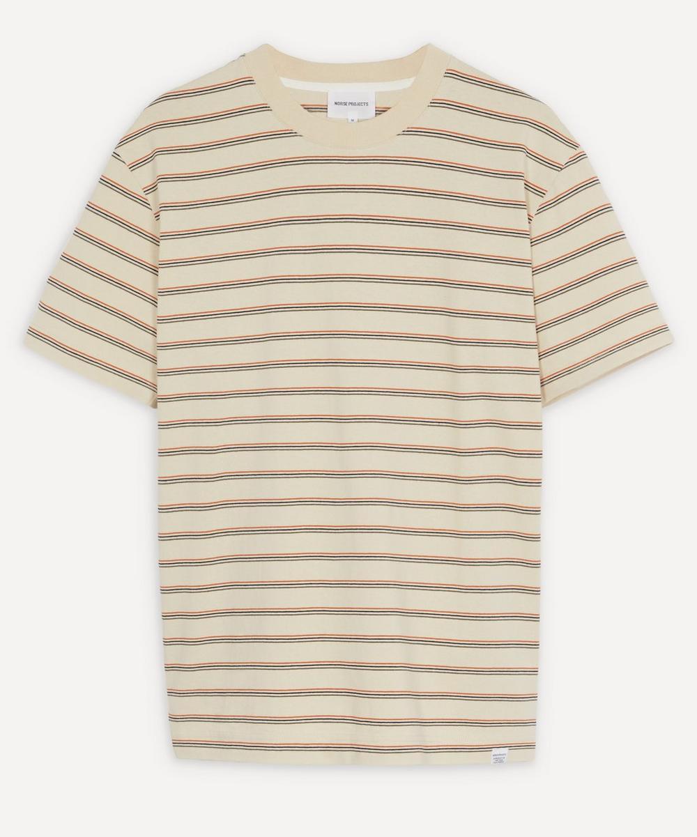 Norse Projects - Johannes Fine Stripe T-Shirt