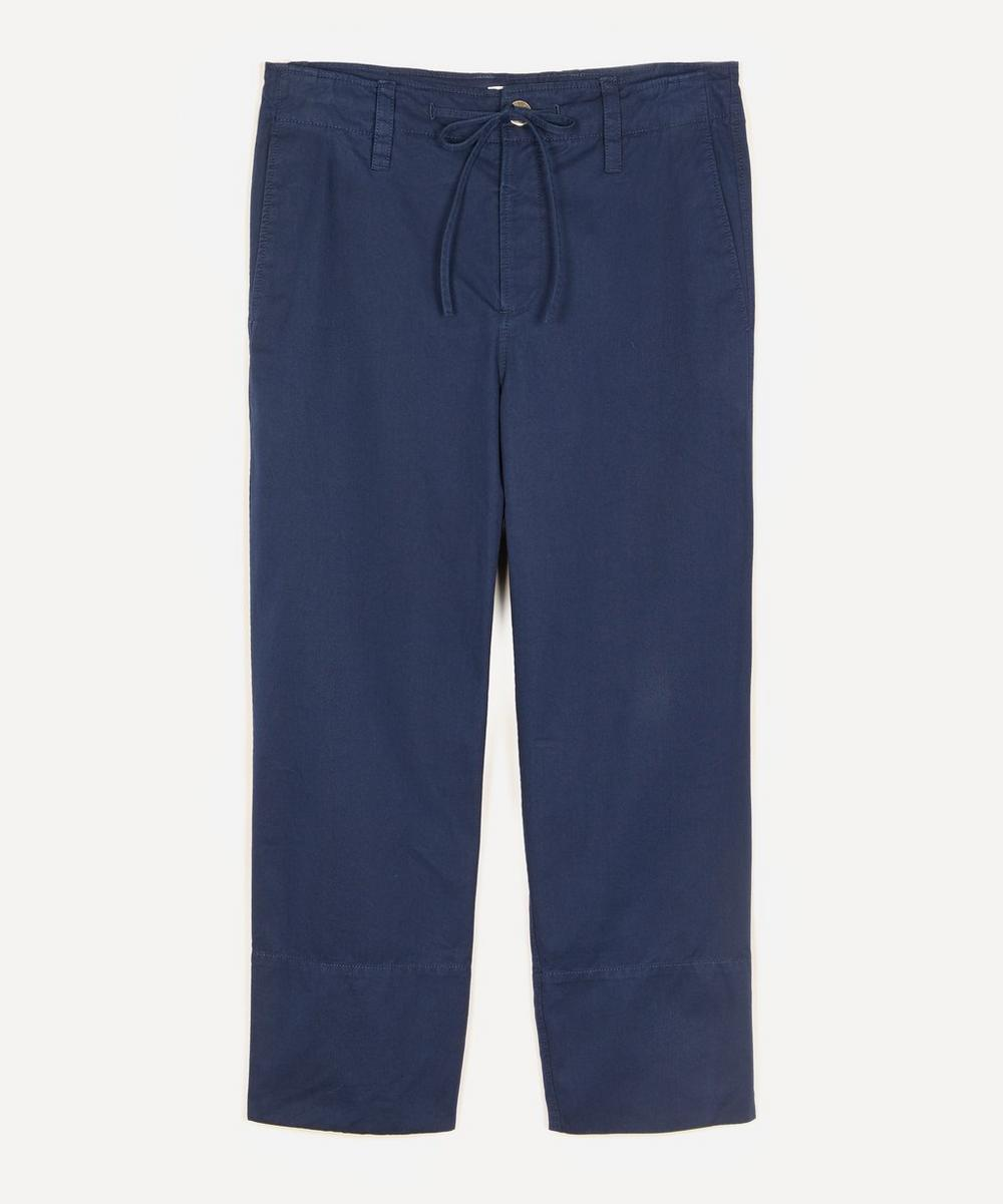 Lanvin - Cropped Chino Trousers