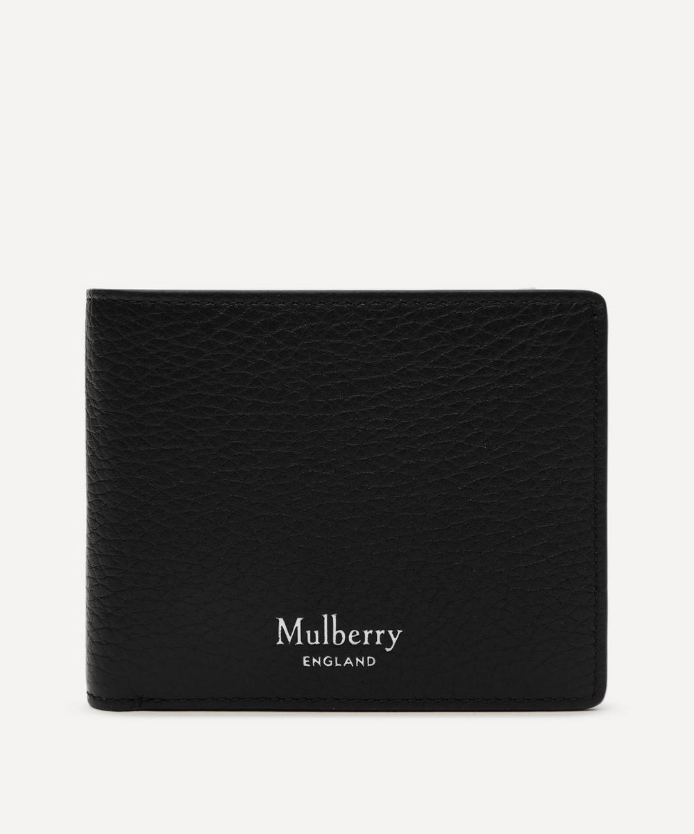 Mulberry - Eight Card Grain Leather Wallet