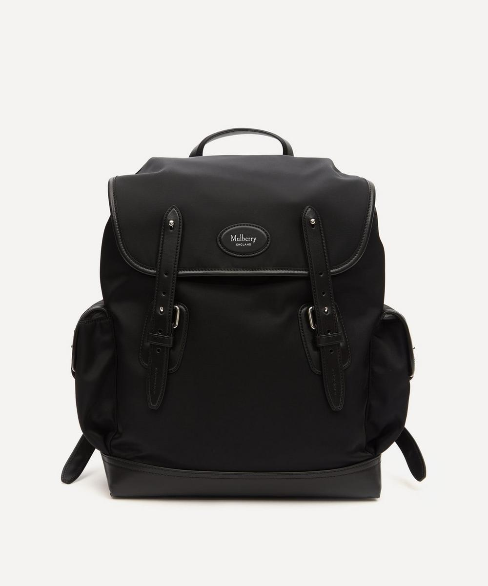 Mulberry - Regenerated Nylon Heritage Backpack