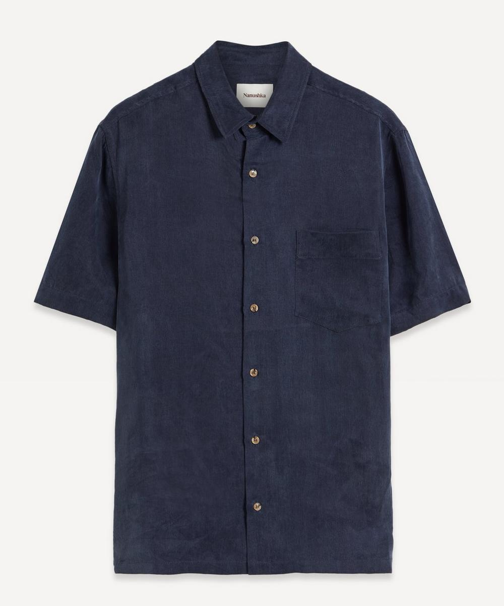 Nanushka - Adam Short-Sleeve Shirt