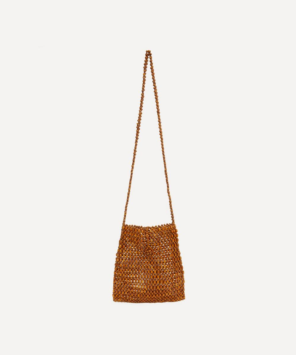 Paloma Wool - Colombia Wooden Cross Body Bag