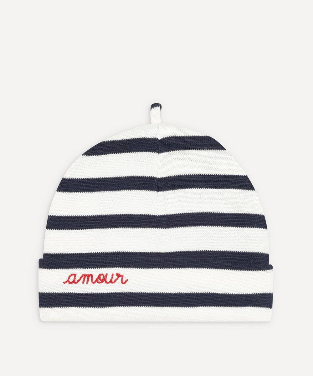 Maison Labiche - Amour Striped Hat