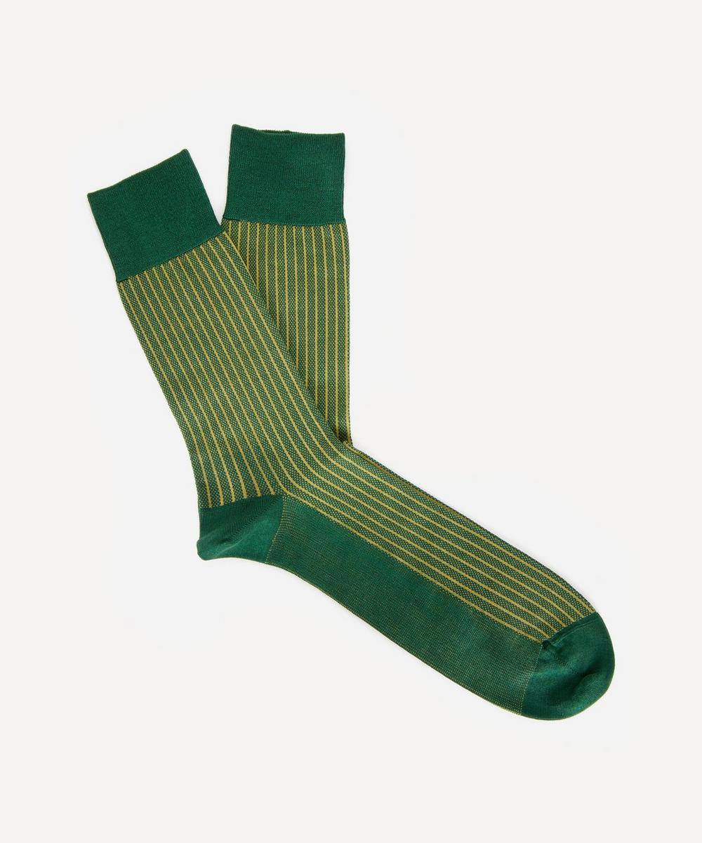 Falke - Oxford Stripe Socks