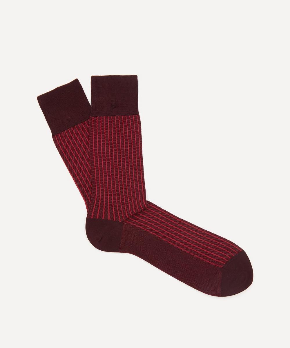 Falke - Oxford Stripe Socks