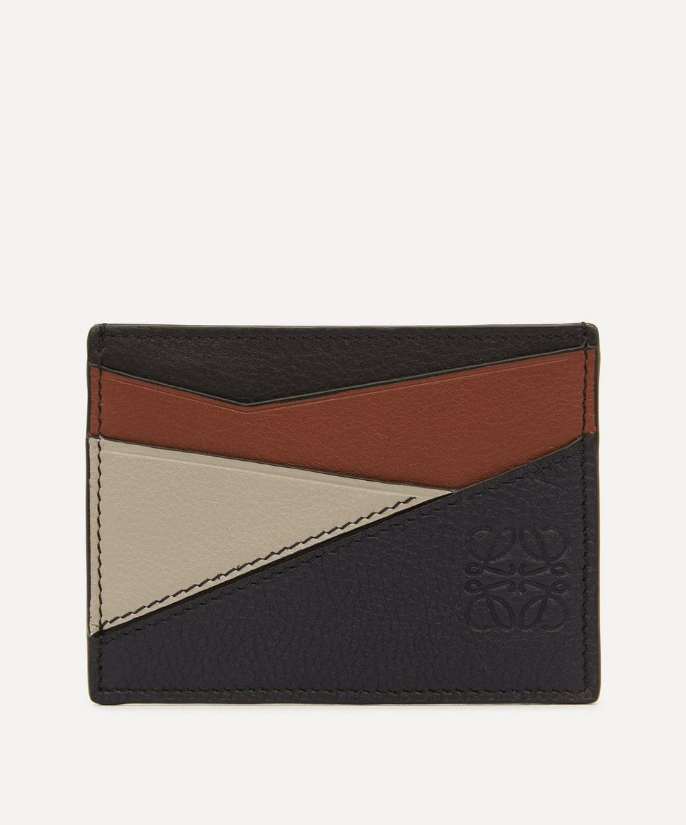 Loewe - Puzzle Plain Leather Card Holder