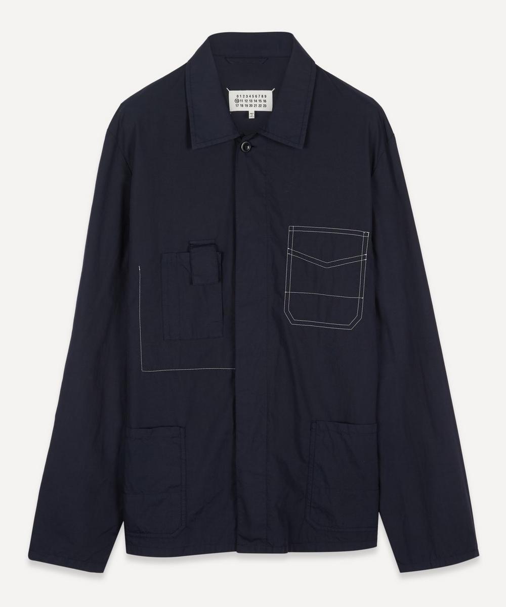 Maison Margiela - Multi-Pocket Overshirt