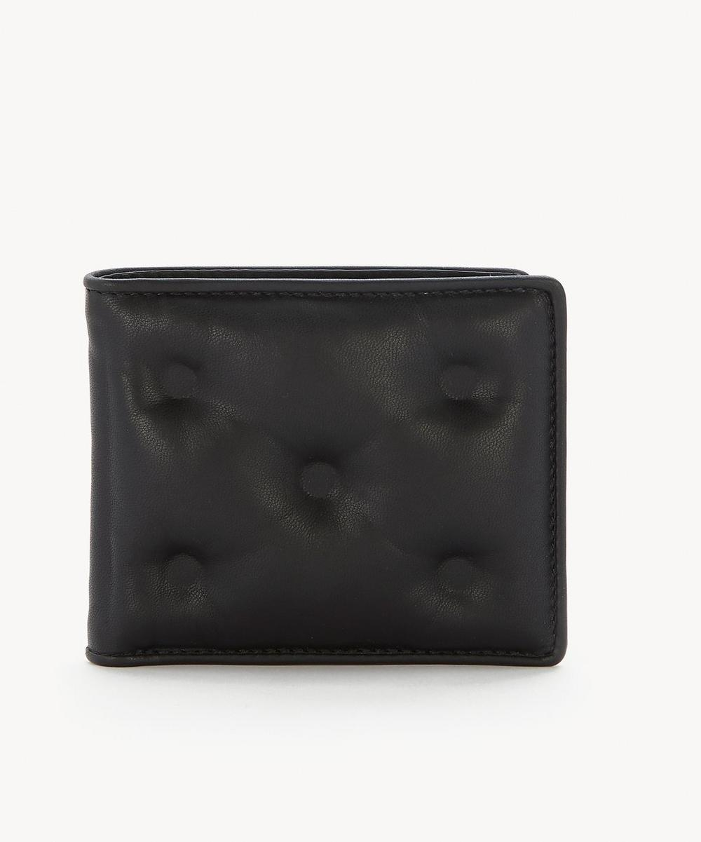 Maison Margiela - Glam Slam Quilted Leather Wallet